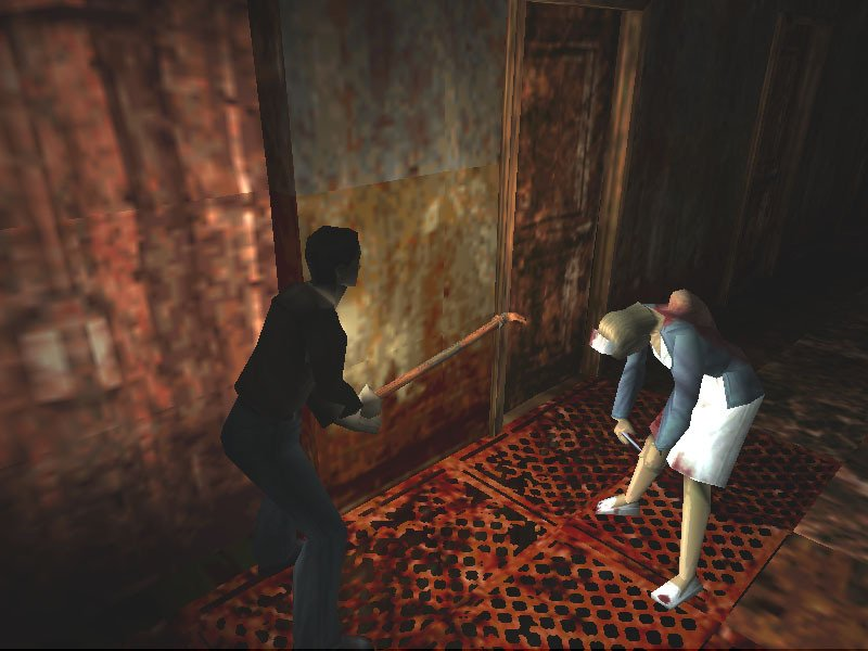 Silent Hill (1999). - Изображение 15