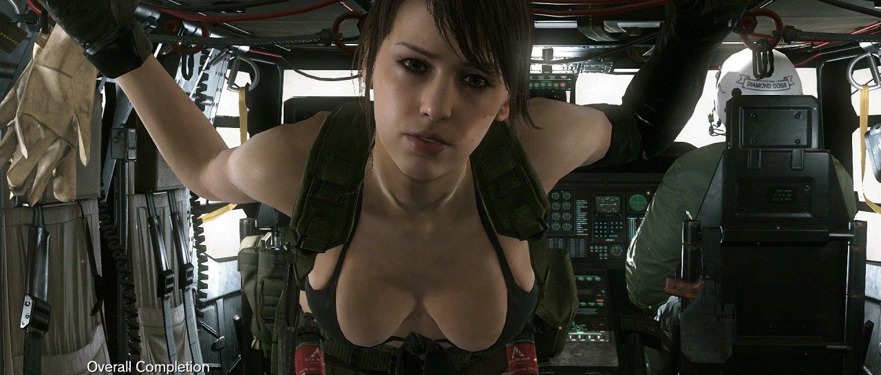 Почему Metal Gear Solid V: The Phantom Pain - игра года. - Изображение 3