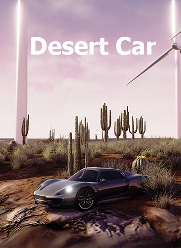 Desert Car - управление мышкой - Изображение 1