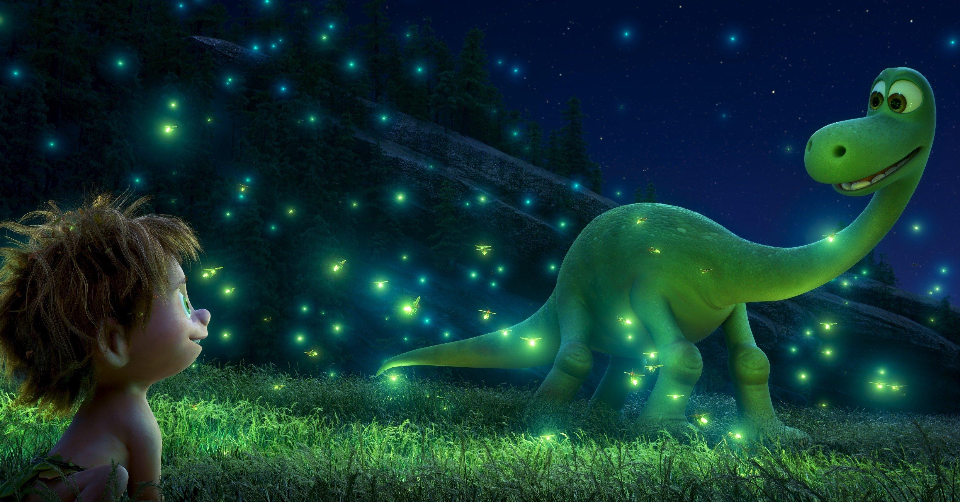 """Немного про """"Хорошего динозавра"""" - Изображение 1"""