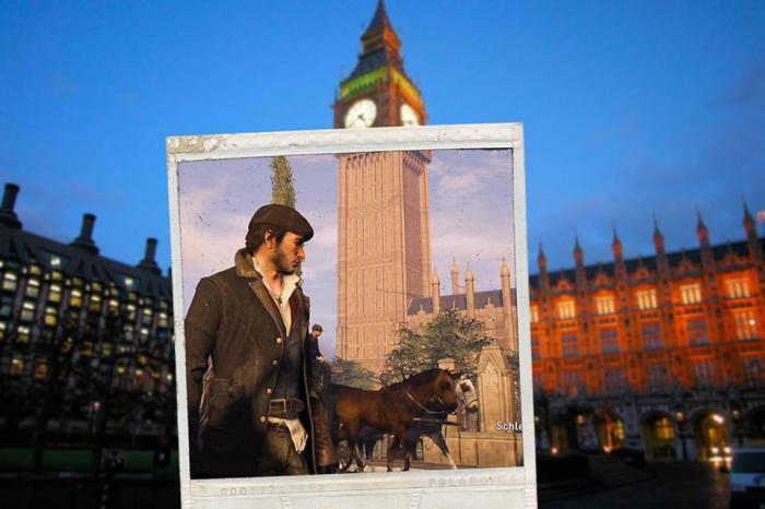 Реальный и виртуальный Лондон - Изображение 3