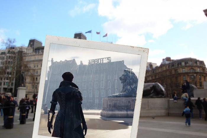 Реальный и виртуальный Лондон - Изображение 1