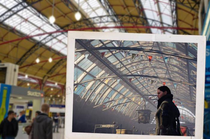 Реальный и виртуальный Лондон - Изображение 7