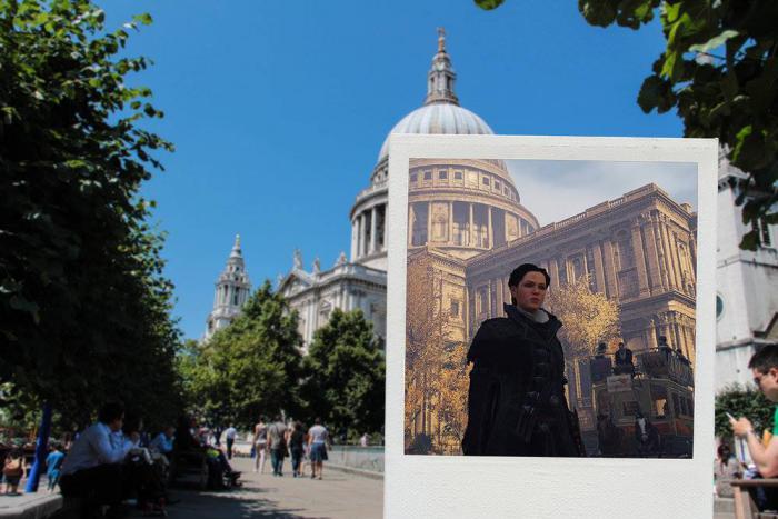 Реальный и виртуальный Лондон - Изображение 11