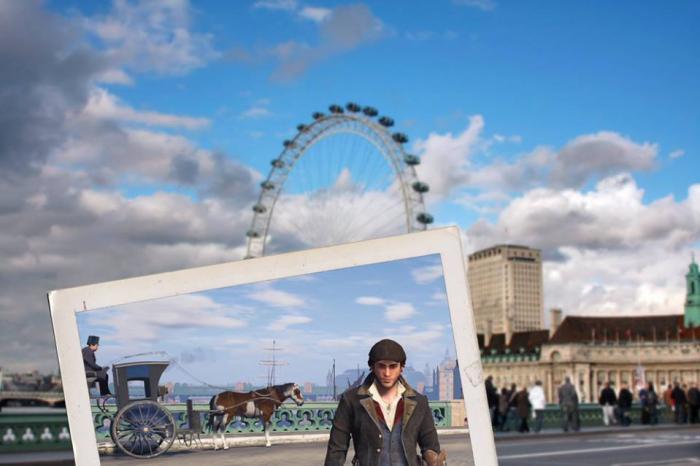 Реальный и виртуальный Лондон - Изображение 12