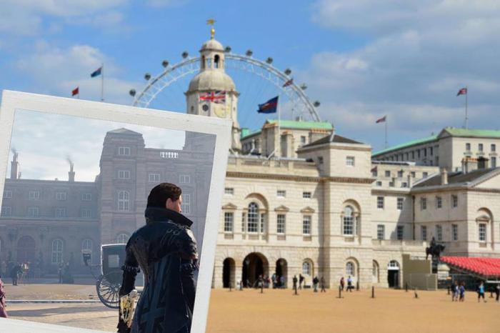 Реальный и виртуальный Лондон - Изображение 10