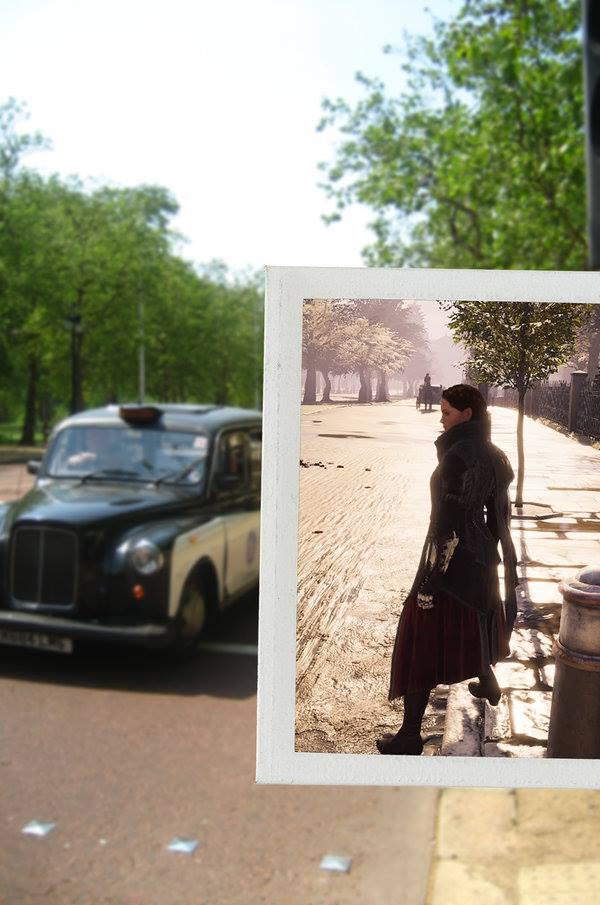 Реальный и виртуальный Лондон - Изображение 9