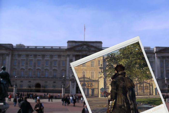 Реальный и виртуальный Лондон - Изображение 2