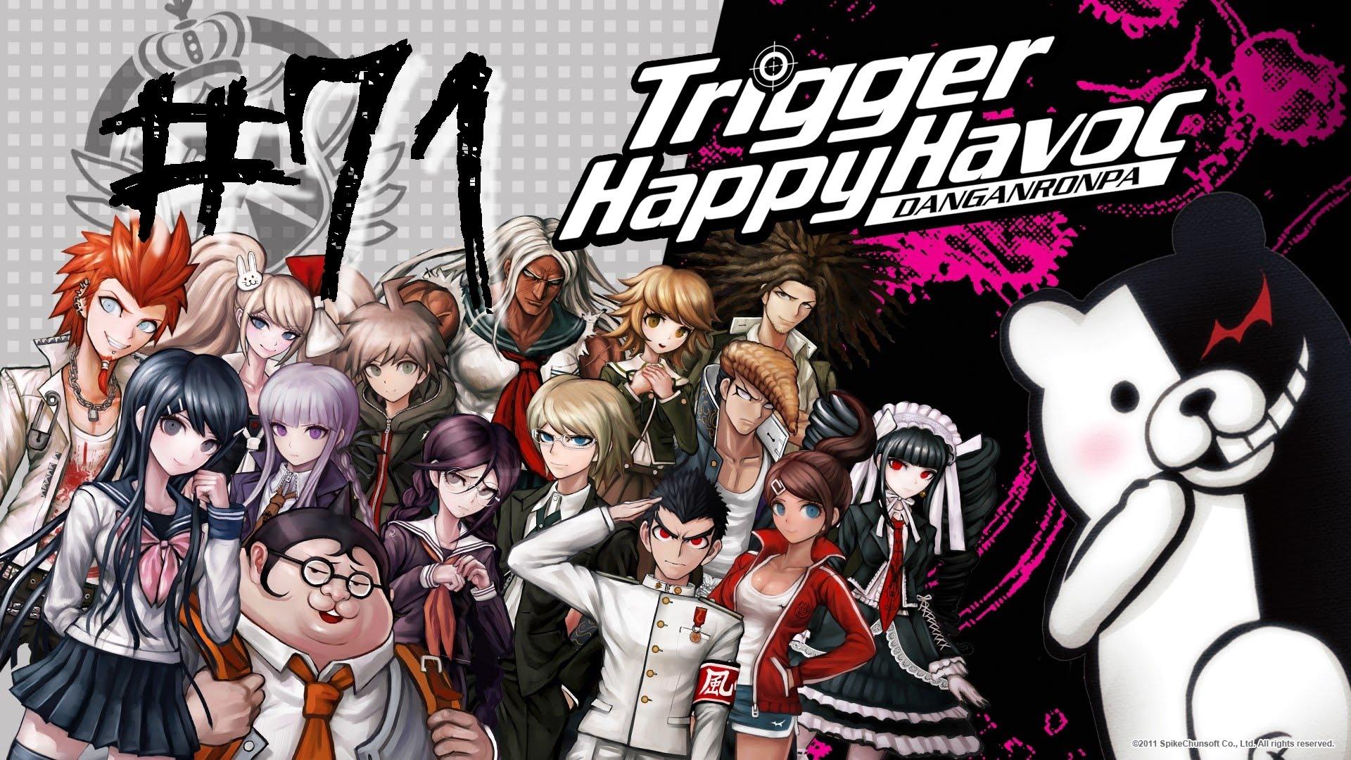 Danganronpa: Trigger Happy Havoc - What a twist! - Изображение 1