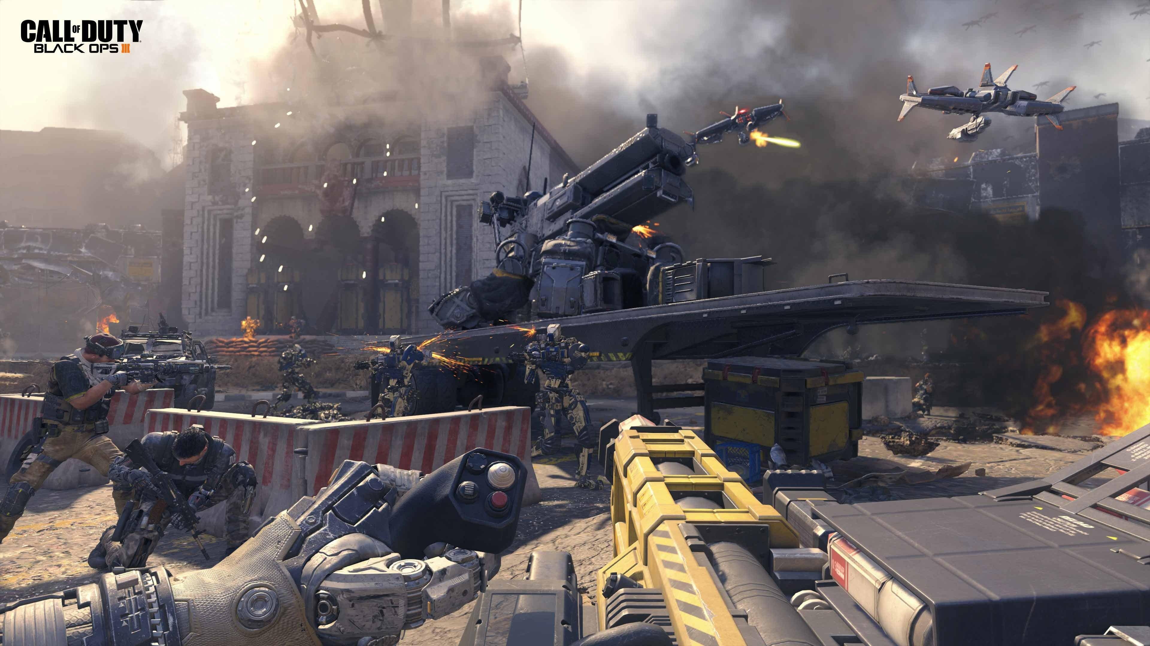 Впечатления от Call of Duty: Black Ops 3 - Изображение 2
