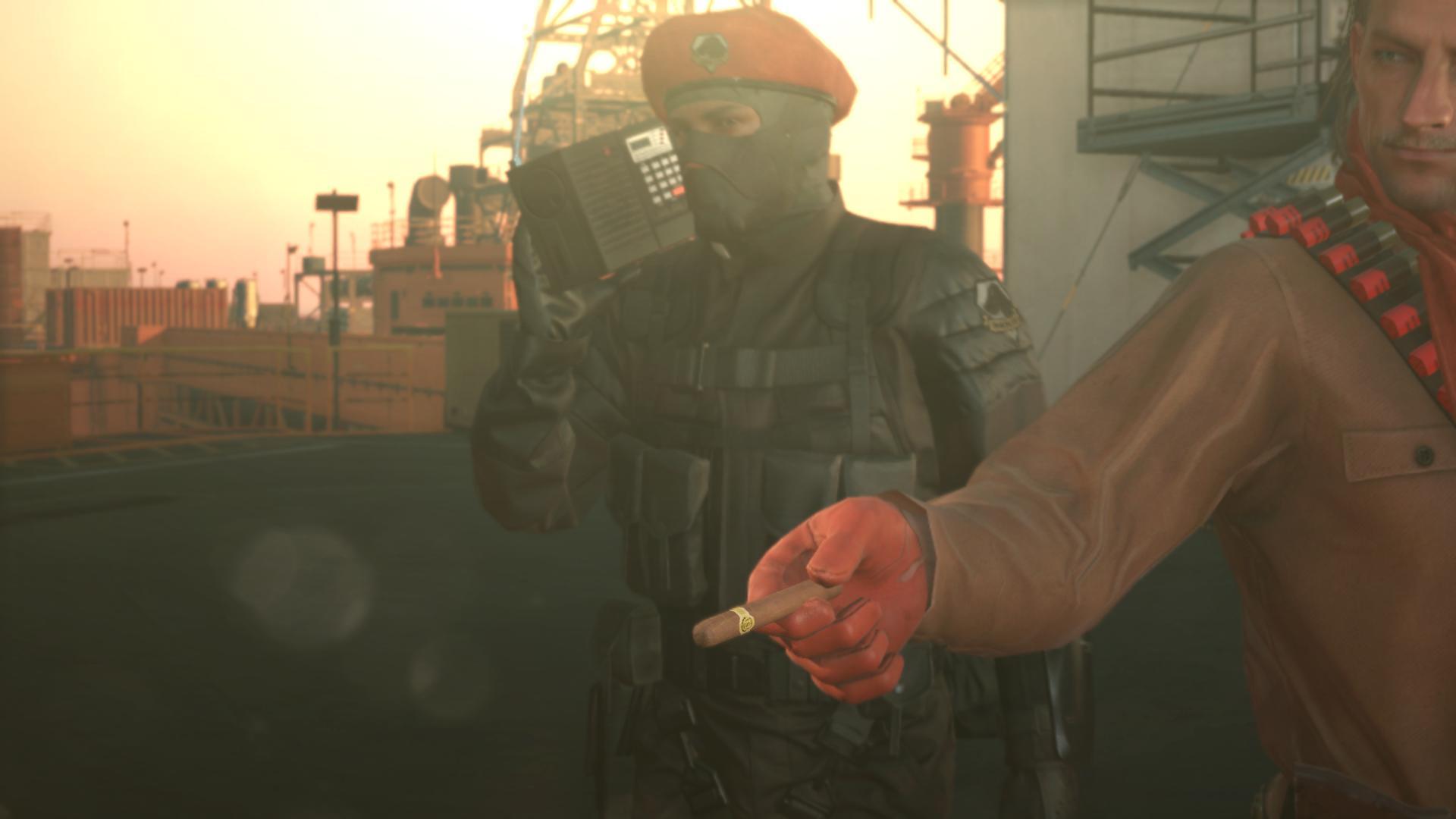 И снова о Metal Gear Solid V, а еще о fps на разных картах. - Изображение 12