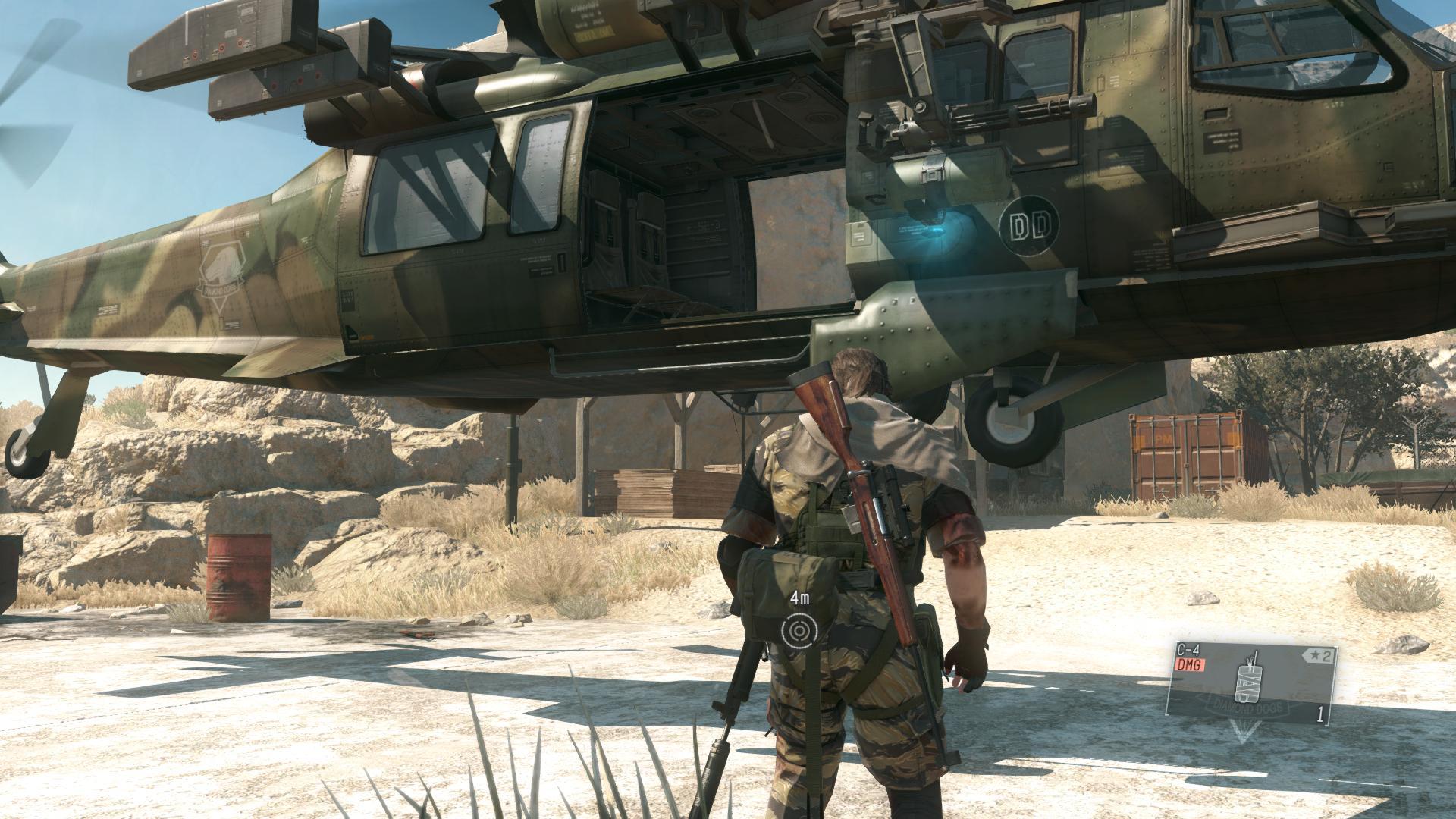 И снова о Metal Gear Solid V, а еще о fps на разных картах. - Изображение 4