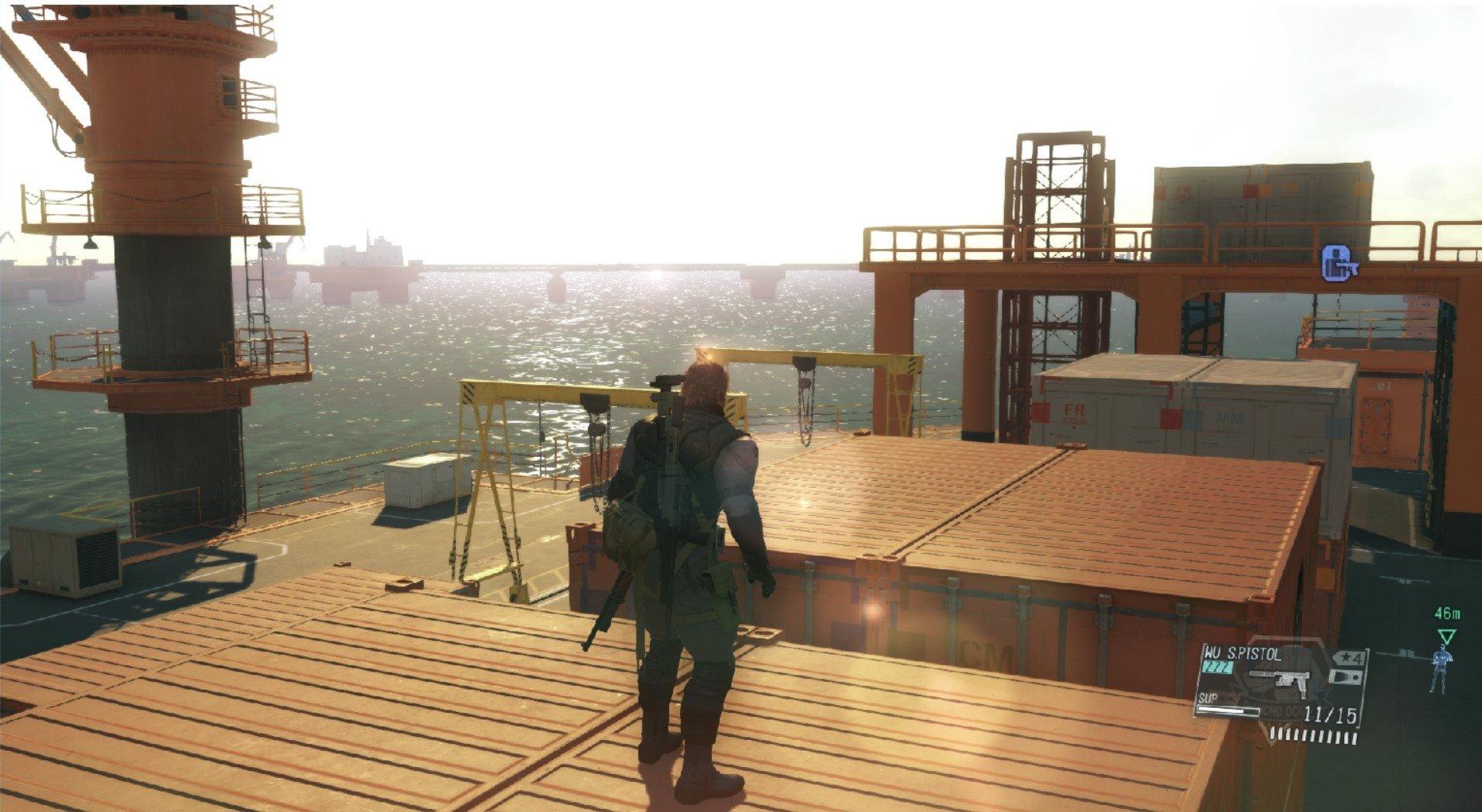 И снова о Metal Gear Solid V, а еще о fps на разных картах. - Изображение 2