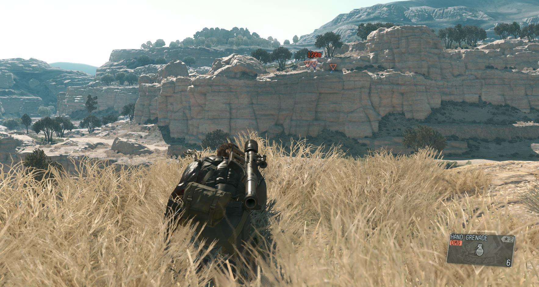 И снова о Metal Gear Solid V, а еще о fps на разных картах. - Изображение 15