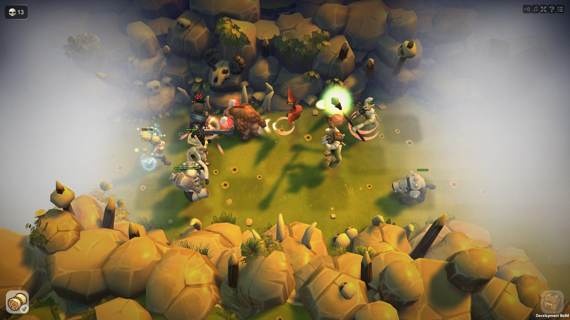 Команда инди-разработчиков Battlecruiser Games запустила свою первую игру Guards на Steam Greenlight. Поддержите н ... - Изображение 4