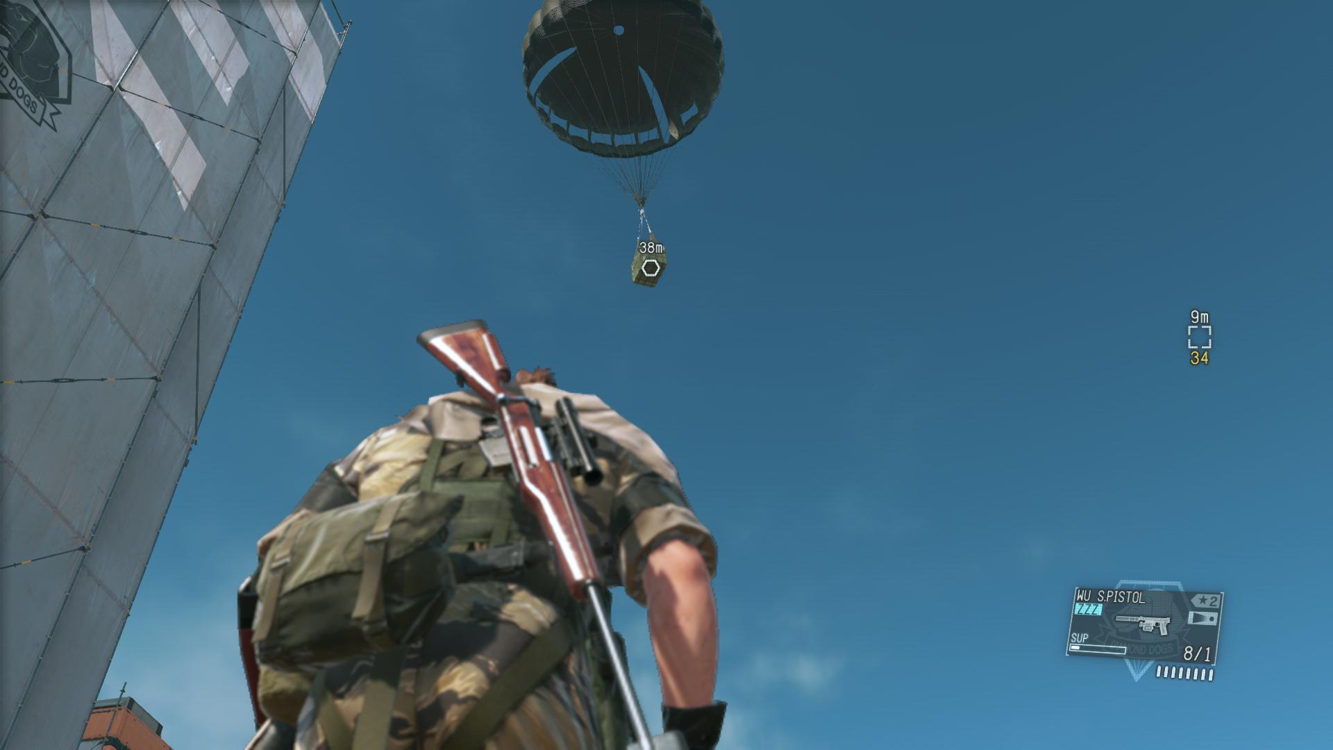 И снова о Metal Gear Solid V, а еще о fps на разных картах. - Изображение 7