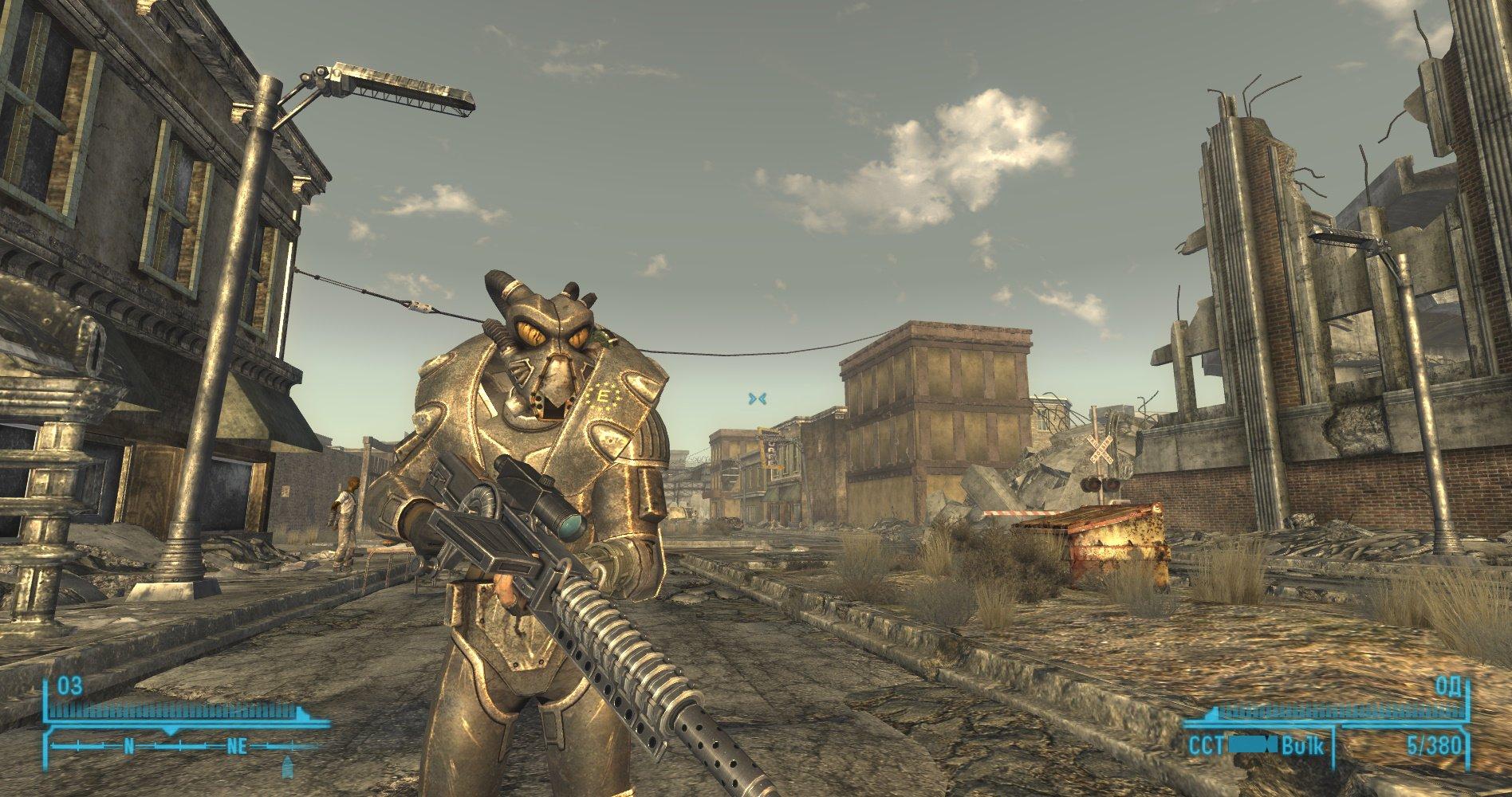 Сравнительный анализ (на самом деле нет) Fallout New Vegas vs. Fallout 4 (часть 1) - Изображение 5