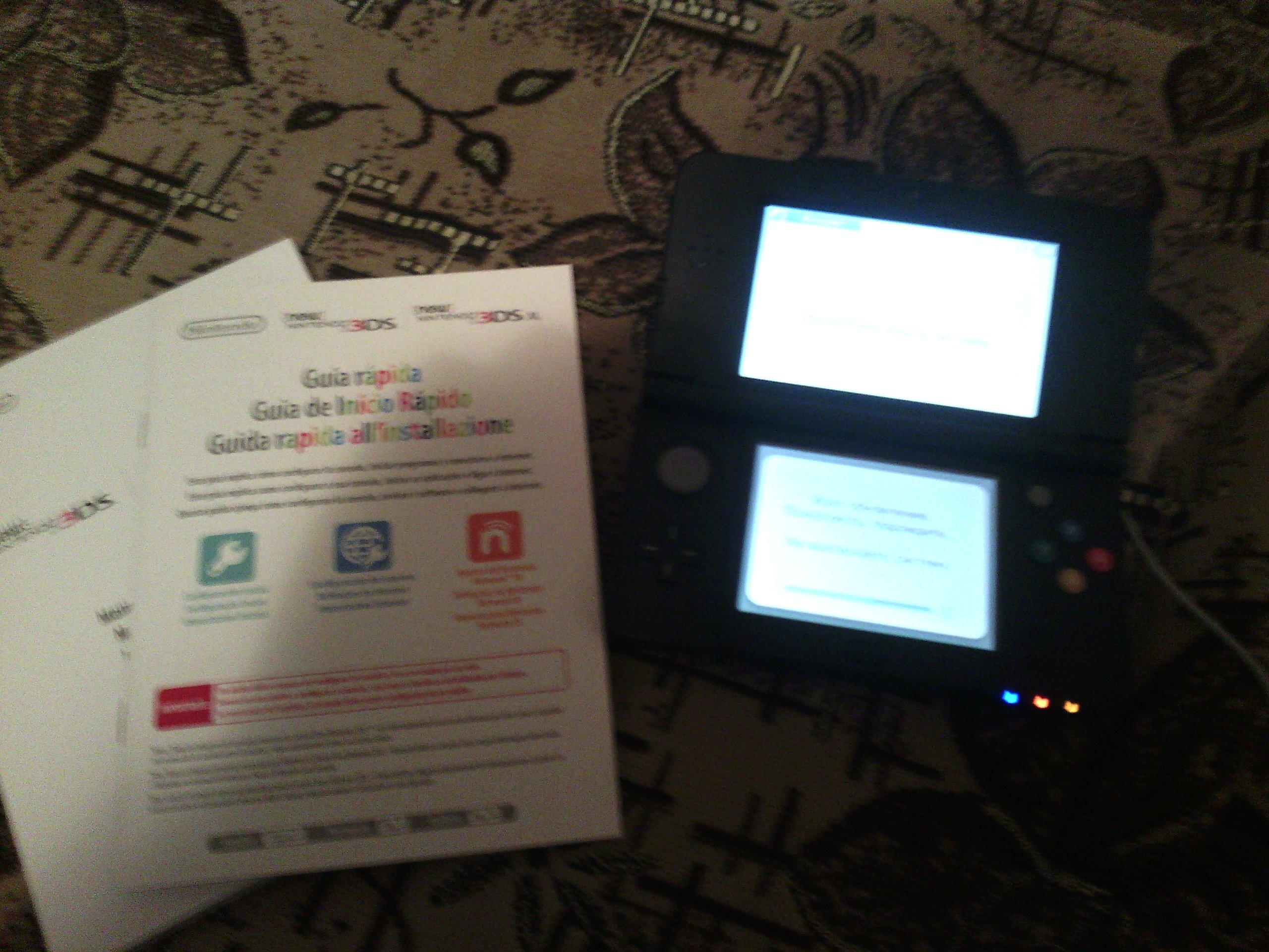 Мини-анбоксинг Nintendo New 3DS - Изображение 3