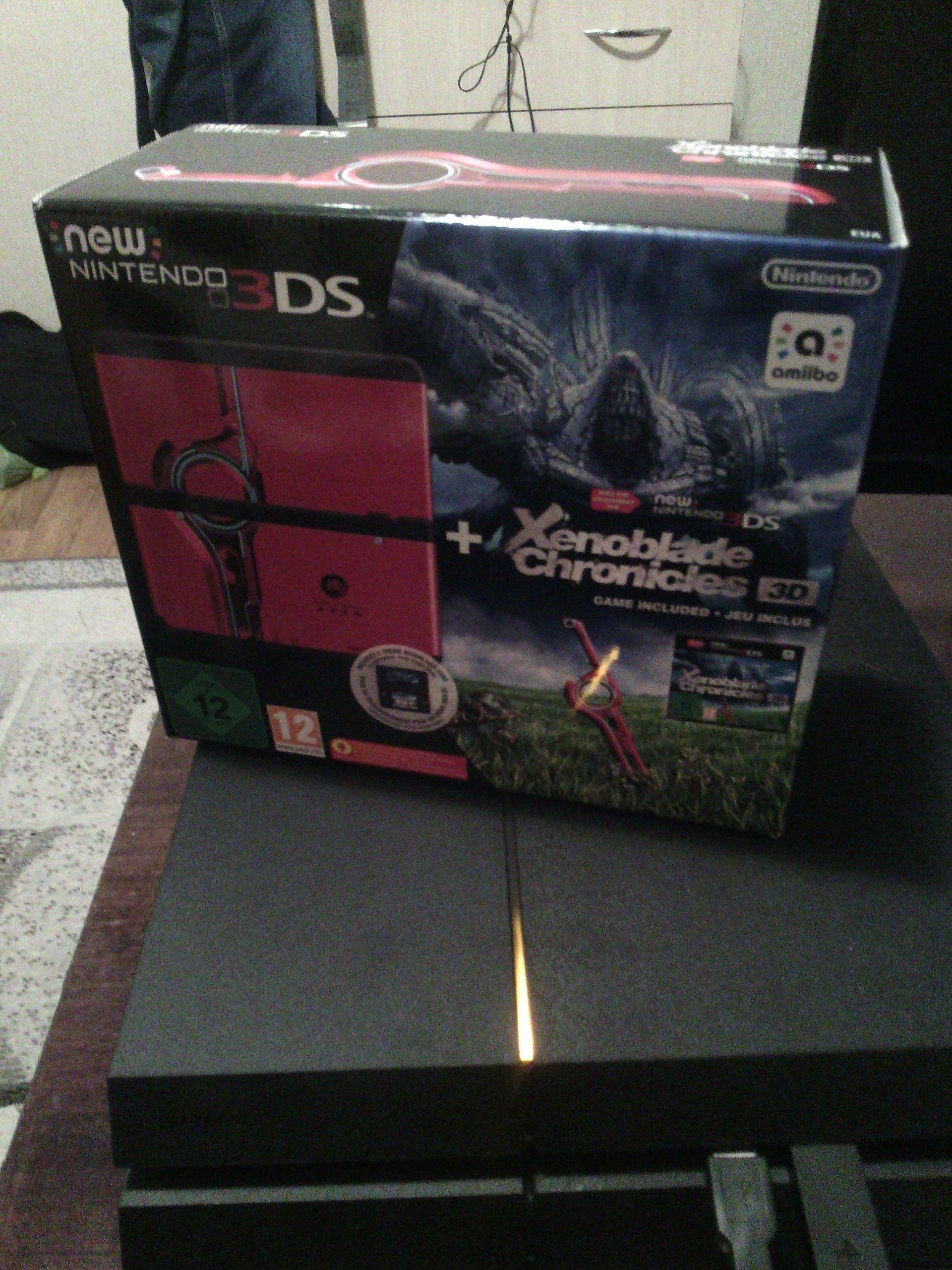 Мини-анбоксинг Nintendo New 3DS - Изображение 1