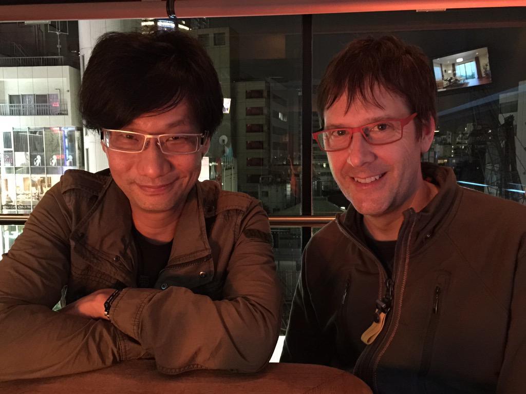 Хидео Кодзима ведет переговоры с Sony, сообщает японская пресса! Обновлено! - Изображение 1