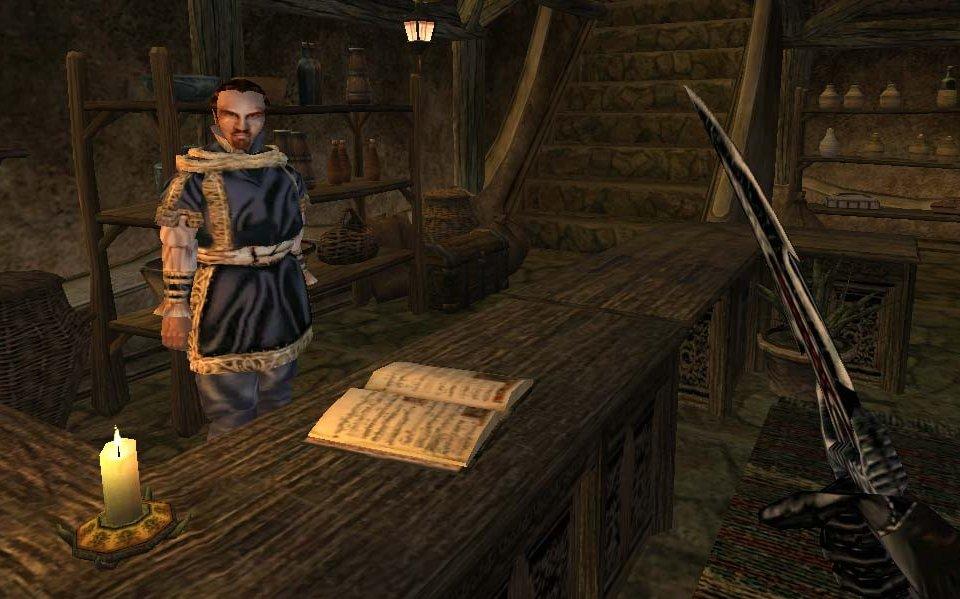 [The Elder Scrolls] История серии от PC Gamer. Часть 2 - Morrowind, Oblivion, Skyrim. - Изображение 2