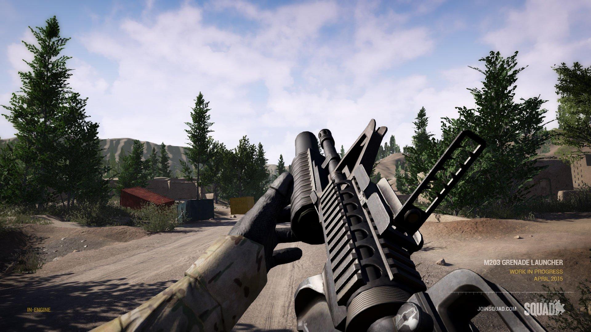 Battlefield2 + Insurgency = Squad - новый онлайн шутер. - Изображение 1