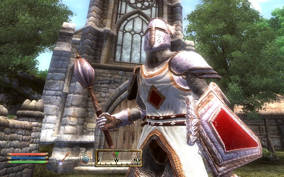 [The Elder Scrolls] История серии от PC Gamer. Часть 2 - Morrowind, Oblivion, Skyrim.. - Изображение 4