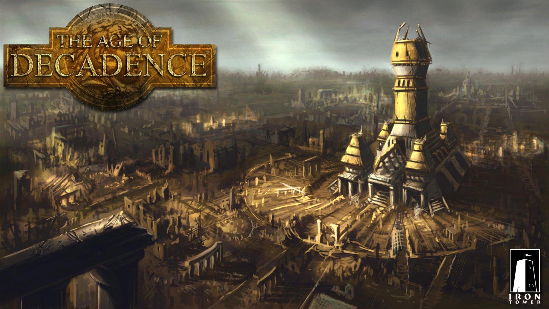 [The Age of Decadence] Фанатик и его RPG. Часть 1. - Изображение 1