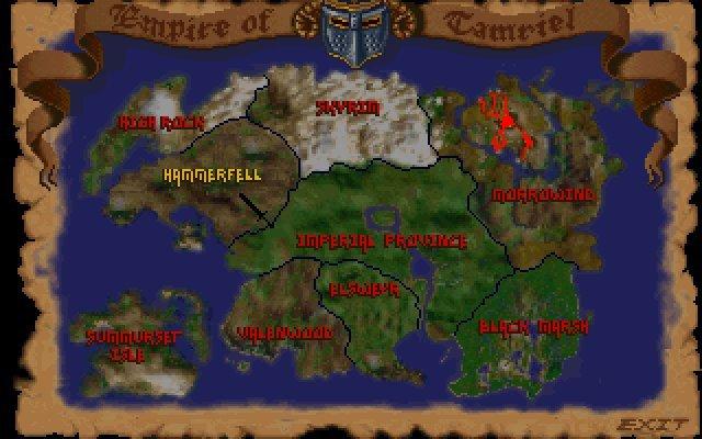 [The Elder Scrolls] История серии от PC Gamer. Часть 1 - Arena и Daggerfall. - Изображение 3