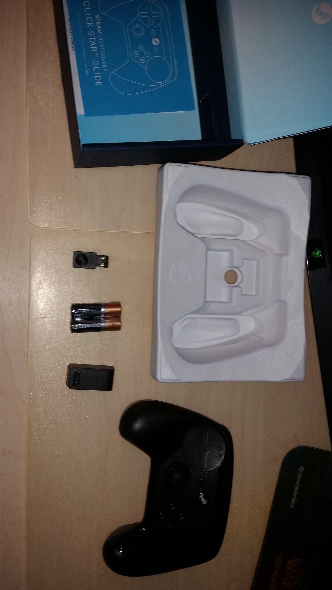 Габен занёс (обзор steam controller+link) - Изображение 4