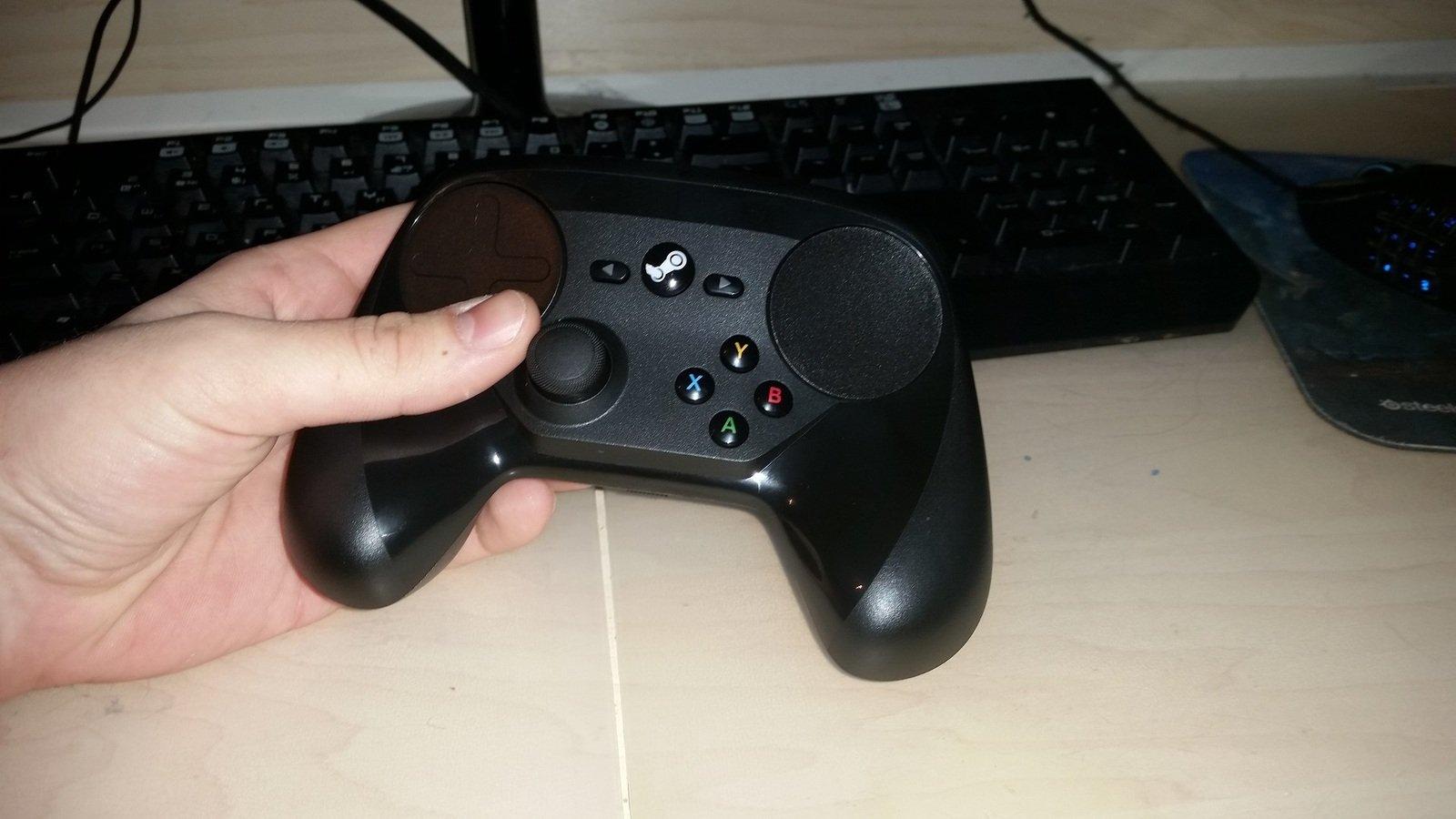 Габен занёс (обзор steam controller+link) - Изображение 5