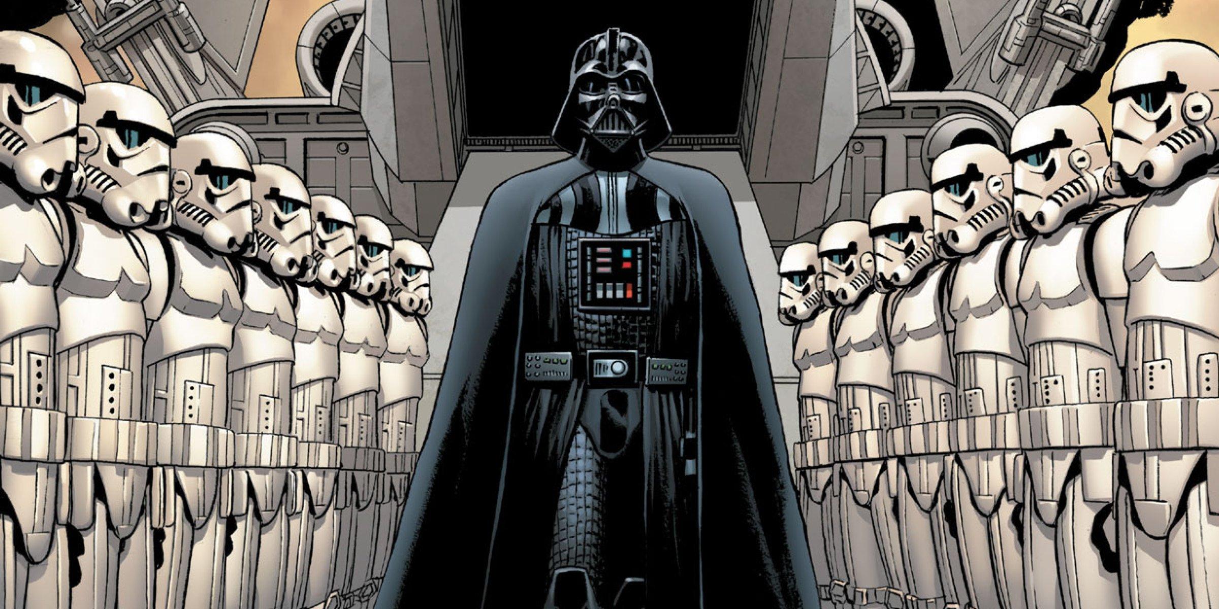 Империя ждёт... - Изображение 1