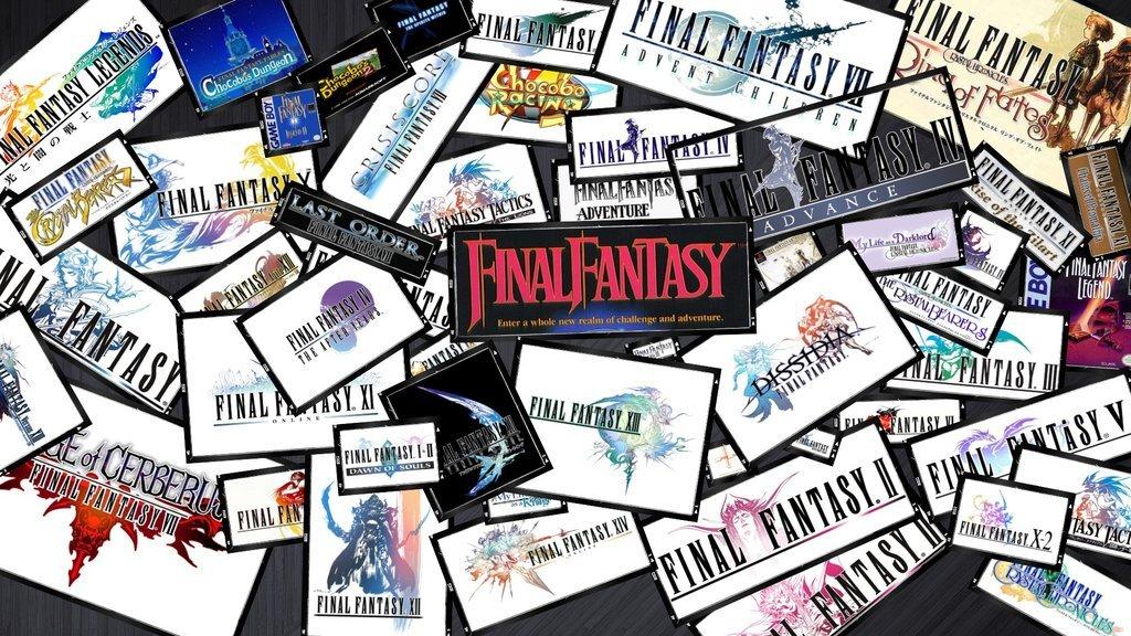 Final Fantasy - чего нет на ПК?. - Изображение 1