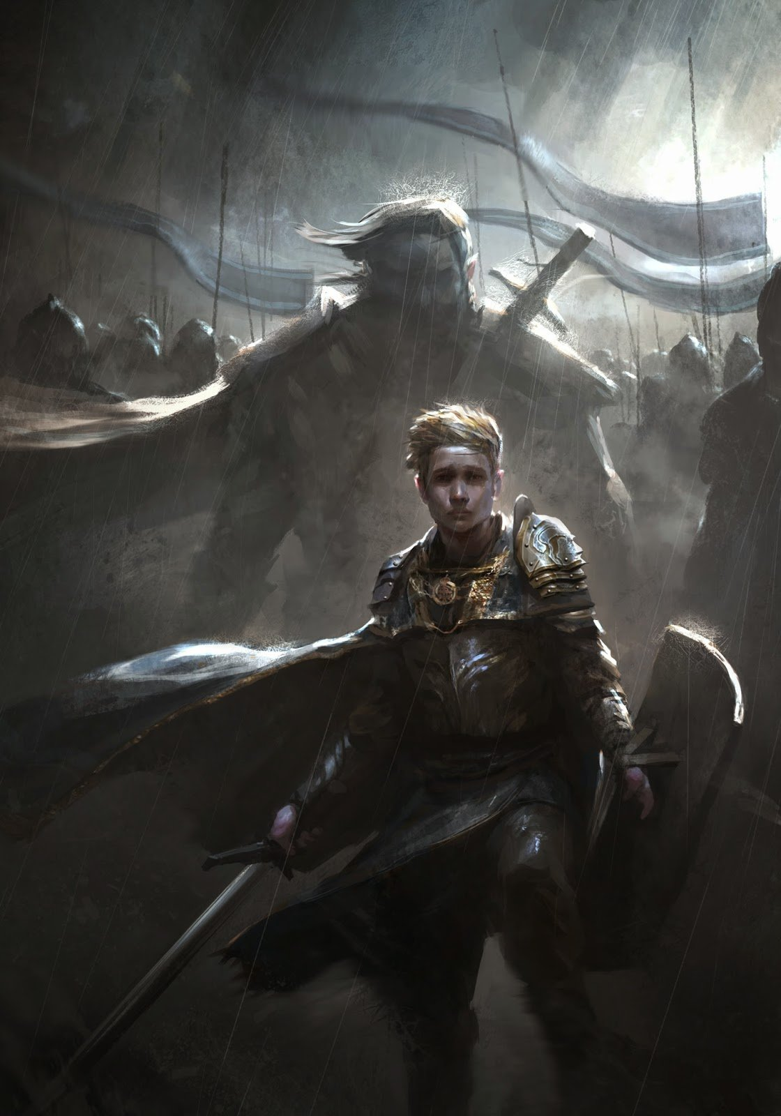 Принц терний против Моря осколков - Изображение 6