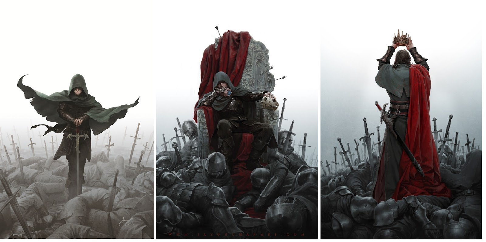 Принц терний против Моря осколков - Изображение 7
