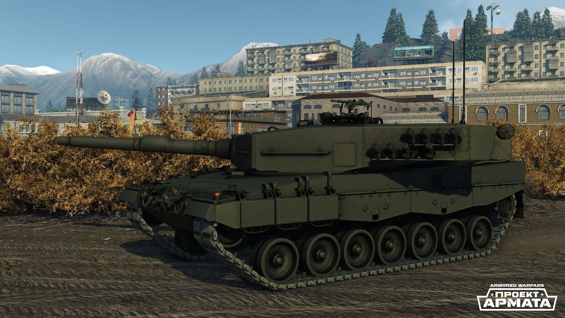 Стреляй в пиксель: Obsidian и Armored Warfare - Изображение 1