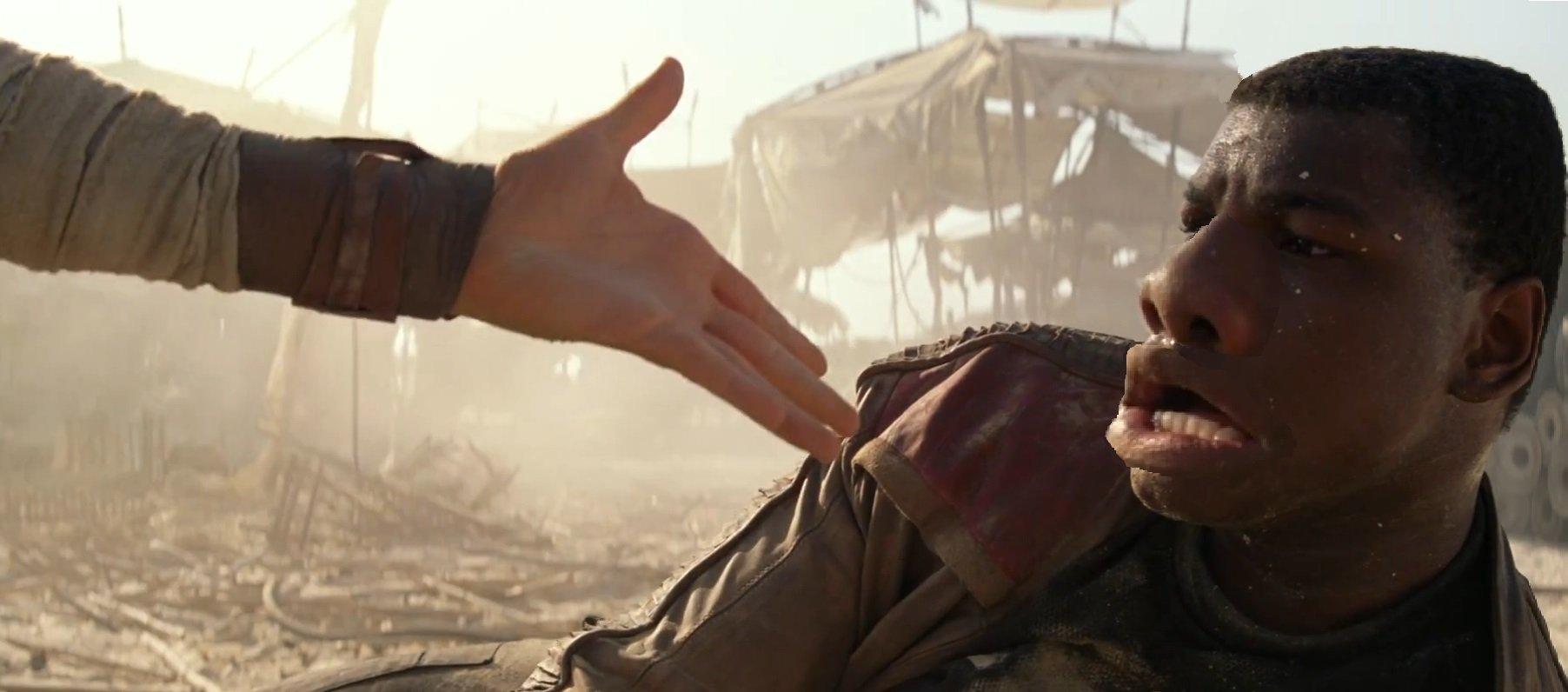 Целая куча гневных спойлеров по Звёздным Войнам - Изображение 2