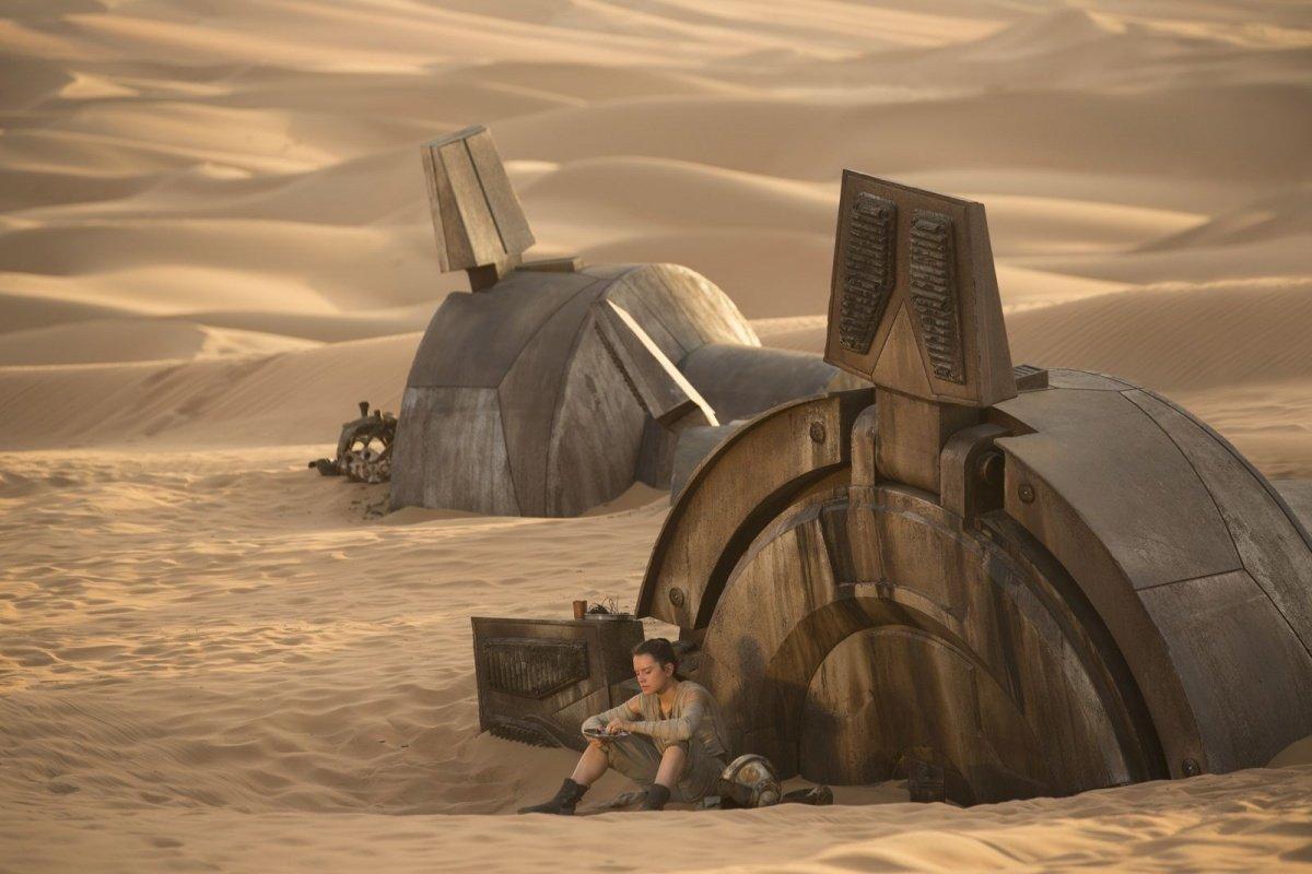 Целая куча гневных спойлеров по Звёздным Войнам - Изображение 1