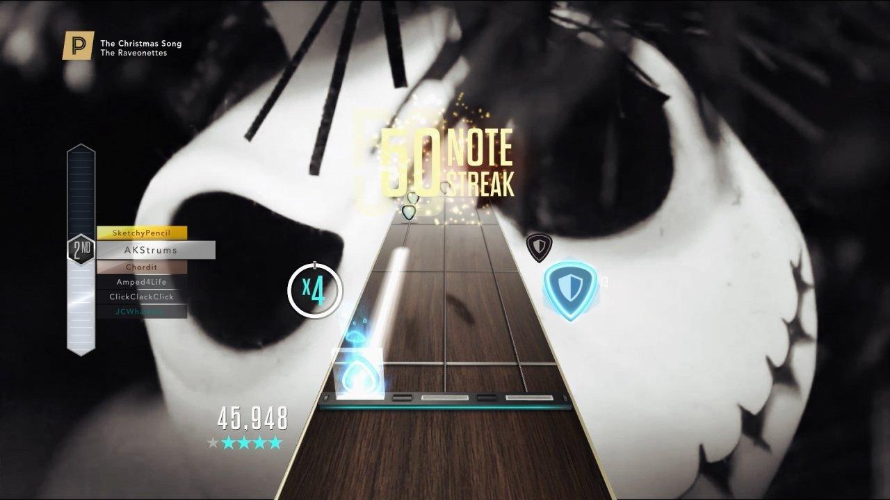 Новогодний рок-сезон в Guitar Hero Live! - Изображение 1