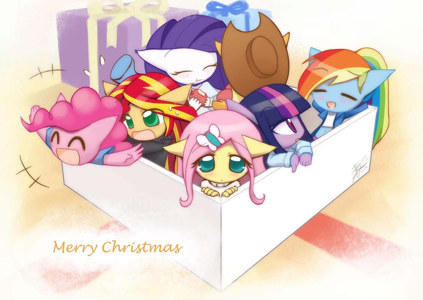 Всех с рождеством! (пршдшм) - Изображение 1