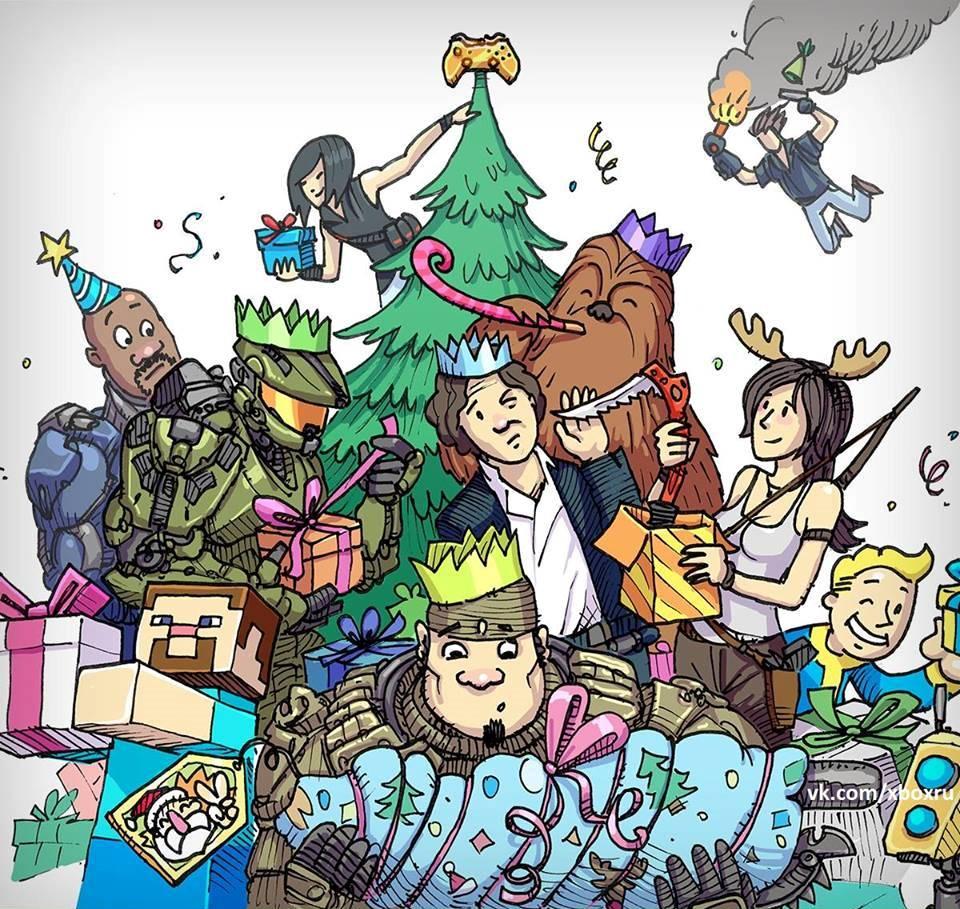 С Новым игро-Годом, Канобу! - Изображение 1