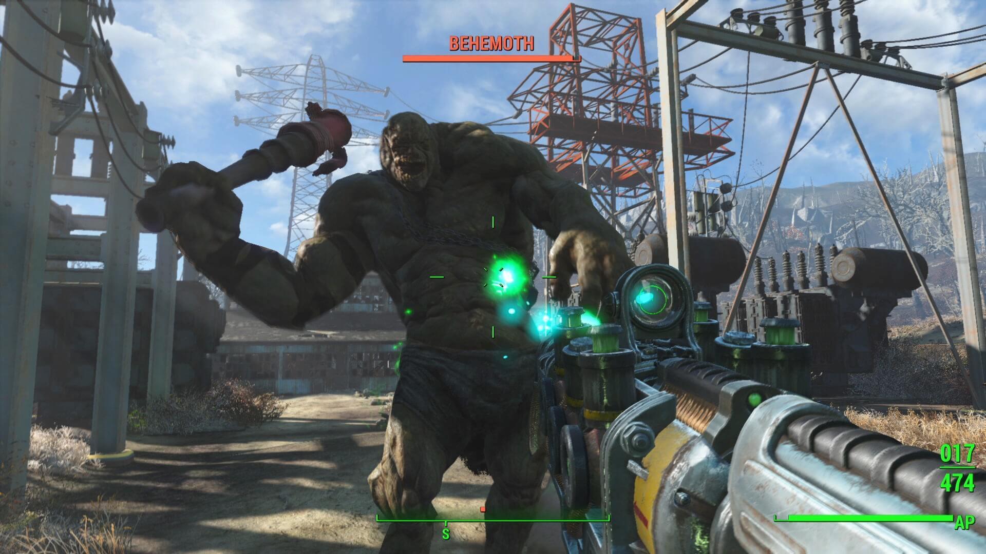 Fallout 4 же больше похож на сырой мод от наёмных субподрядчиков Bethesda.  - Изображение 3