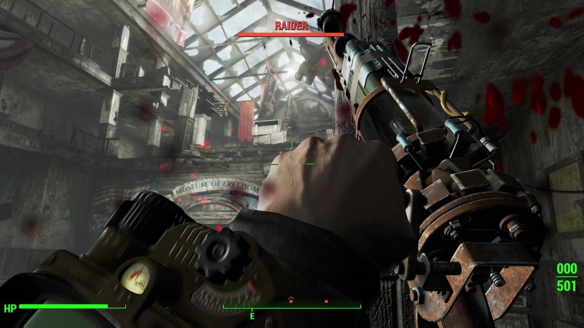 Fallout 4 же больше похож на сырой мод от наёмных субподрядчиков Bethesda.  - Изображение 1