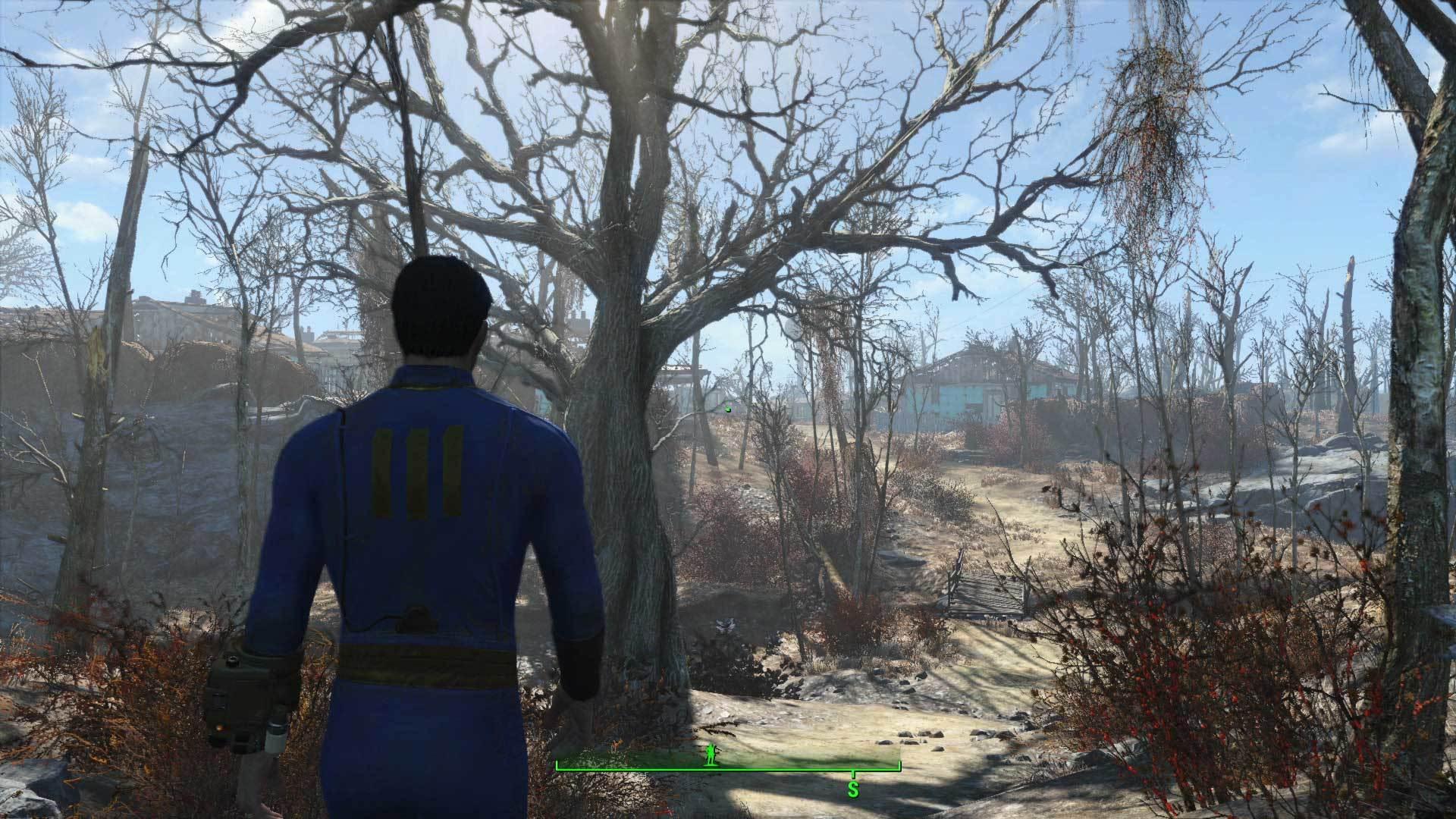 Fallout 4 же больше похож на сырой мод от наёмных субподрядчиков Bethesda.  - Изображение 2