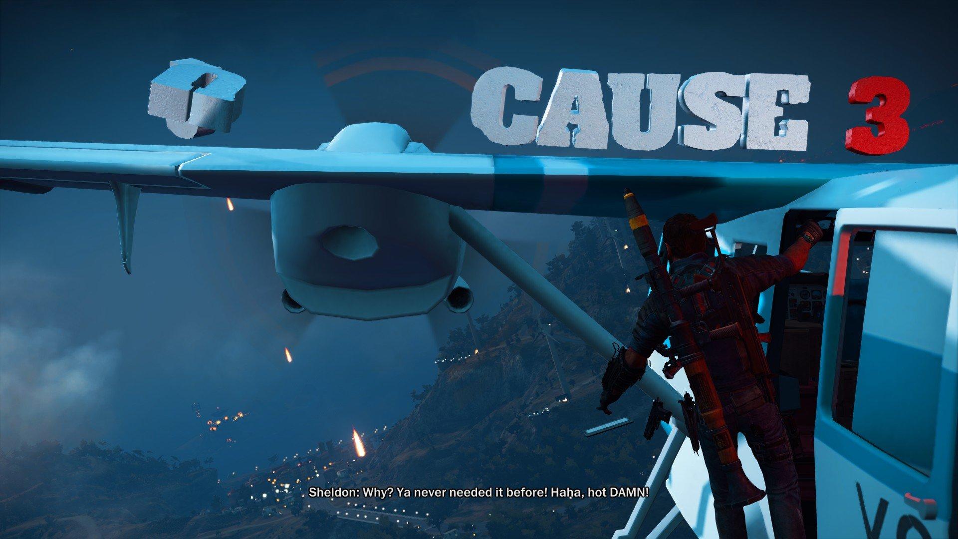 [PC] Немного о Just Cause 3 (и про Ash vs Evil Dead) - Изображение 1