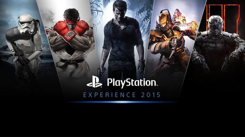 Как на самом деле должна была проходить PlayStation Experience 2015 - Изображение 1