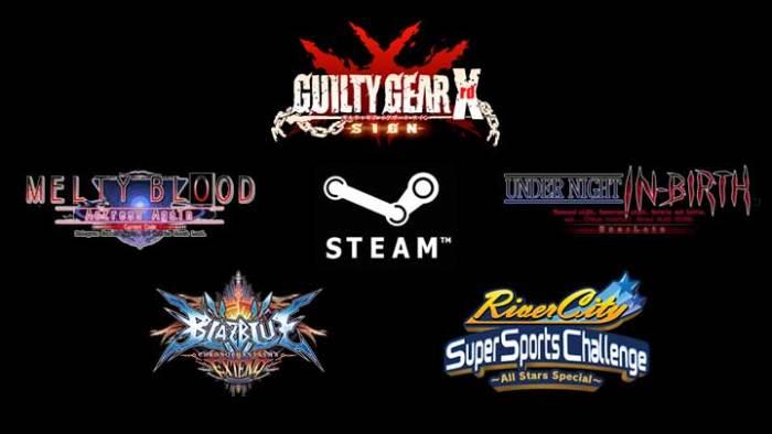 Guilty Gear Xrd, Melty Blood и Under Night In-Birth выйдут в ближайшие полгода в Steam.. - Изображение 1