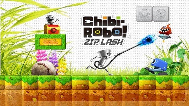 Chibi-Robo! Zip Lash - Не в геймплее было дело - Изображение 1