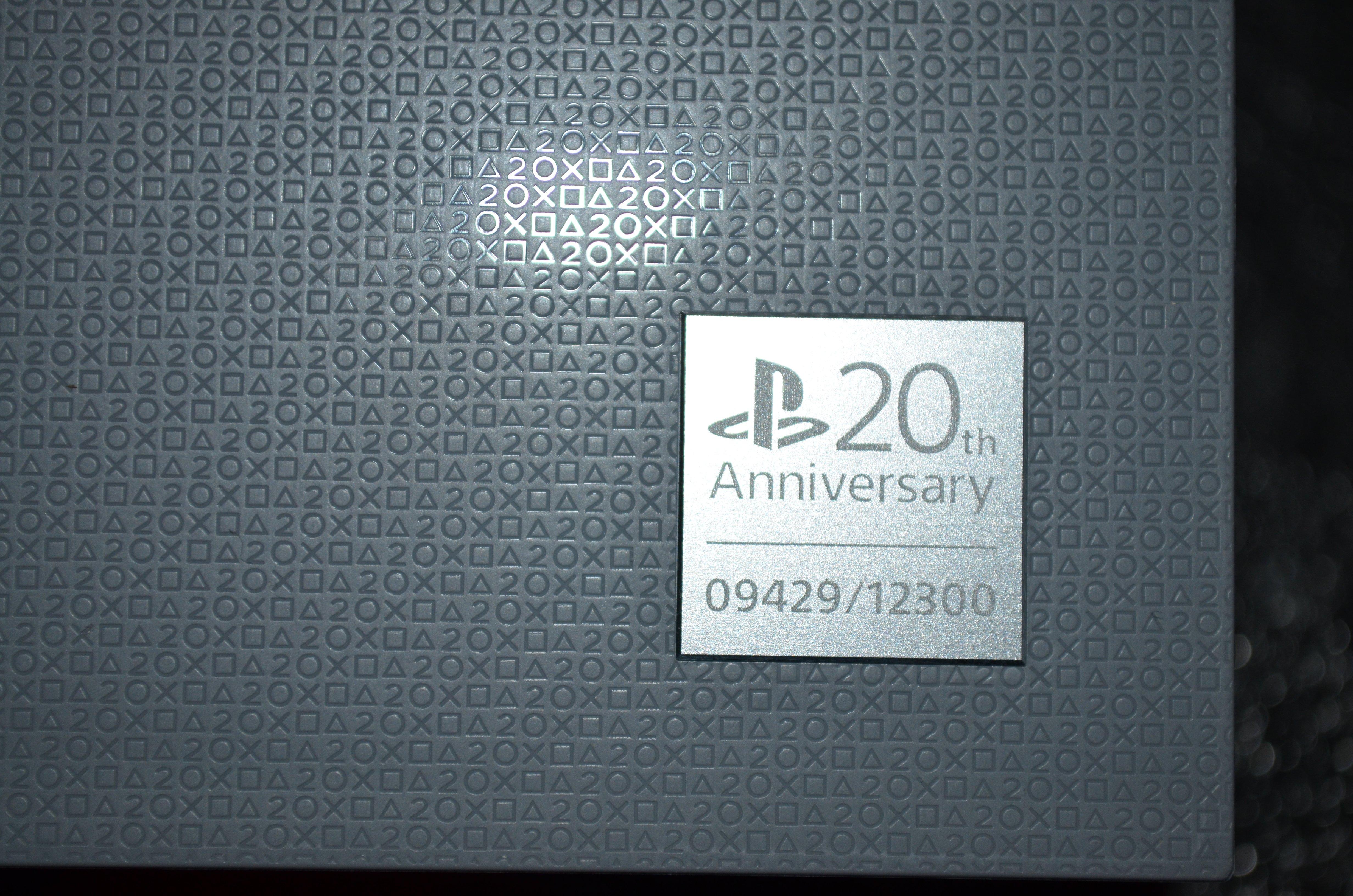 Анбоксинг Имперского издания Playstation 4 Anniversary Edition - Изображение 21