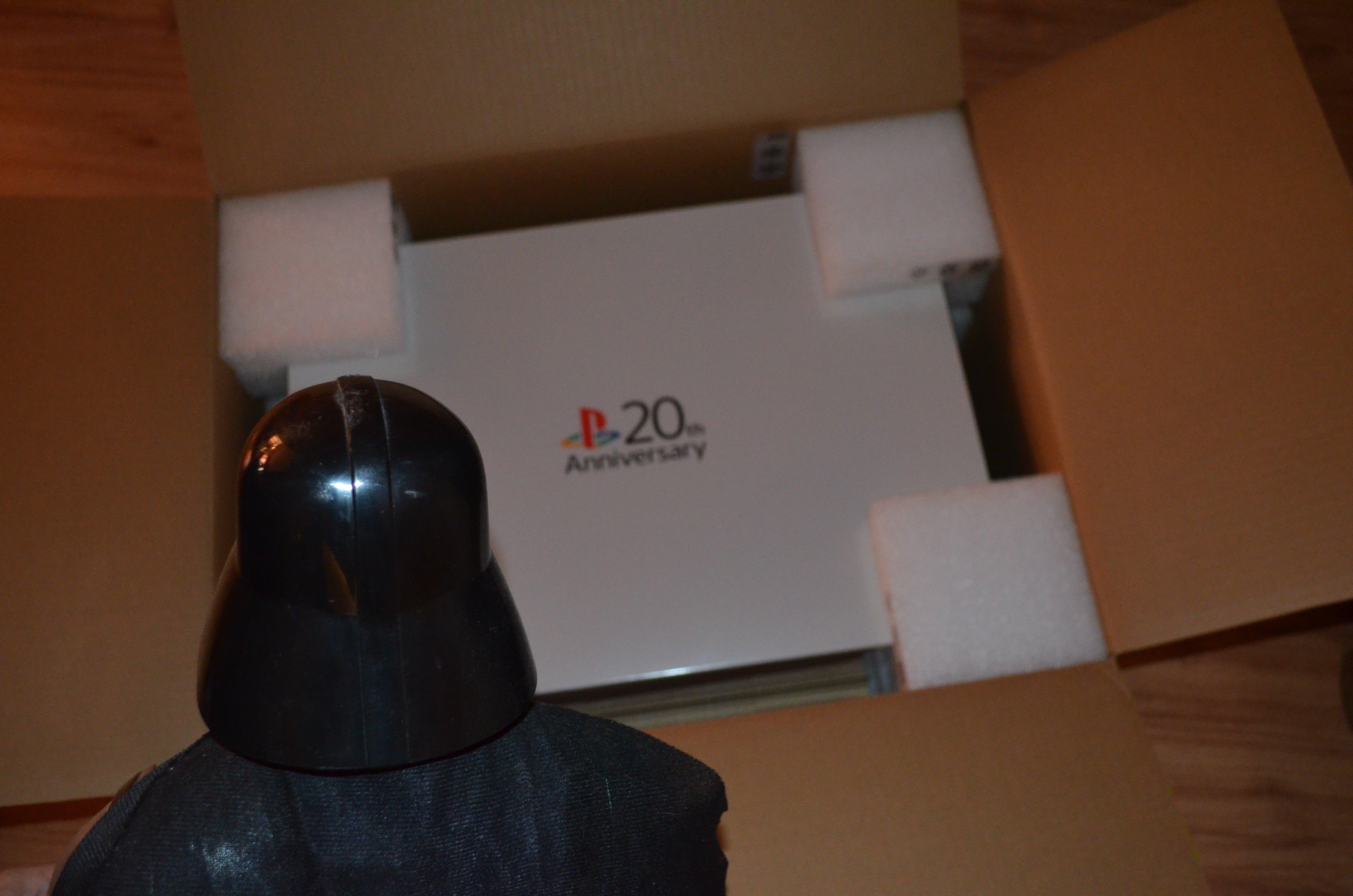 Анбоксинг Имперского издания Playstation 4 Anniversary Edition - Изображение 9